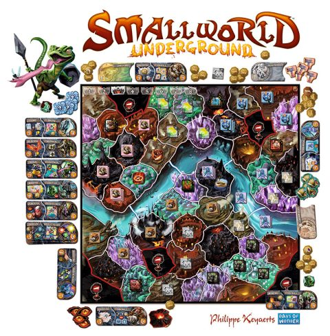 Small World Underground content
