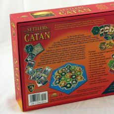 The Settlers of Catan back