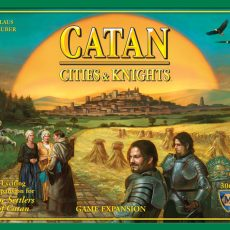 Settlers of Catan Cities and Knights Expansieset