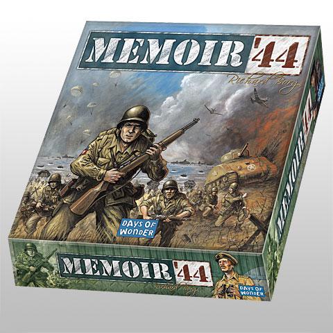 Memoir 44 Bordspel