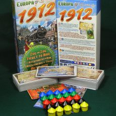 Ticket to ride 1912 elements