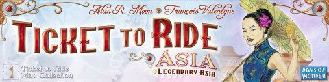 Ticket to Ride Asia banner