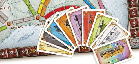 ticket to ride cards