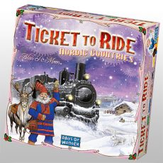 Ticket to ride Nordic box
