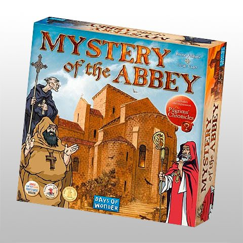 Mystery of the Abbey box