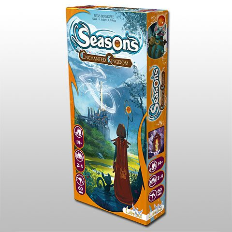 Seasons: Enchanted Kingdom box