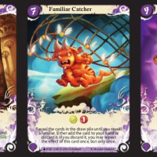 Seasons: Enchanted Kingdom cards
