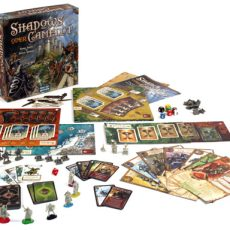 Shadows over Camelot contents