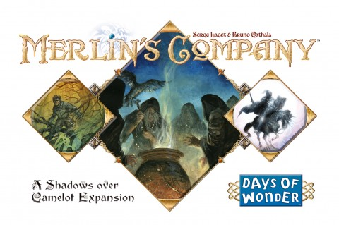 Shadows over Camelot: Merlin's Company uitbreiding banner