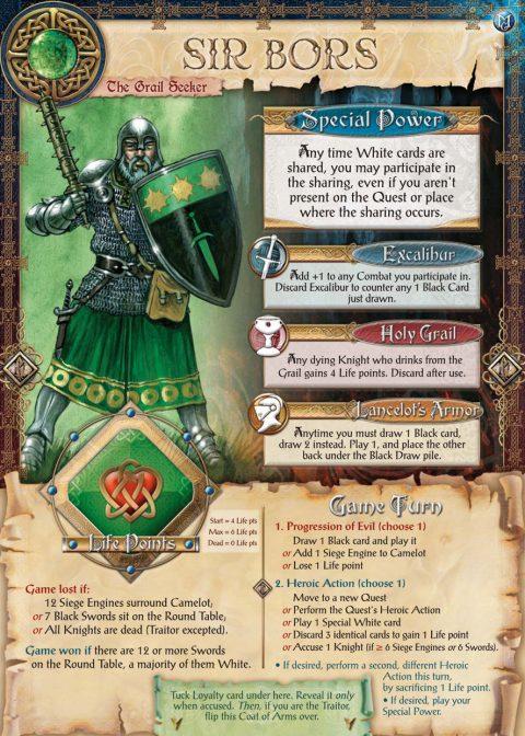 Merlin's Company card