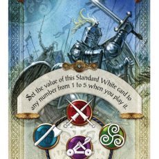 Merlin's Company card