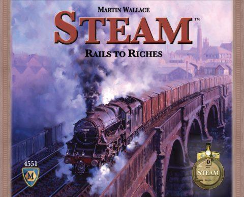 Steam bordspel