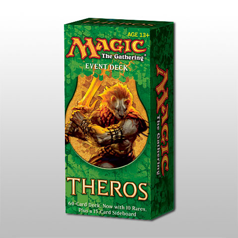 Magic Theros Event Deck