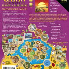Catan Traders & Barbarians back