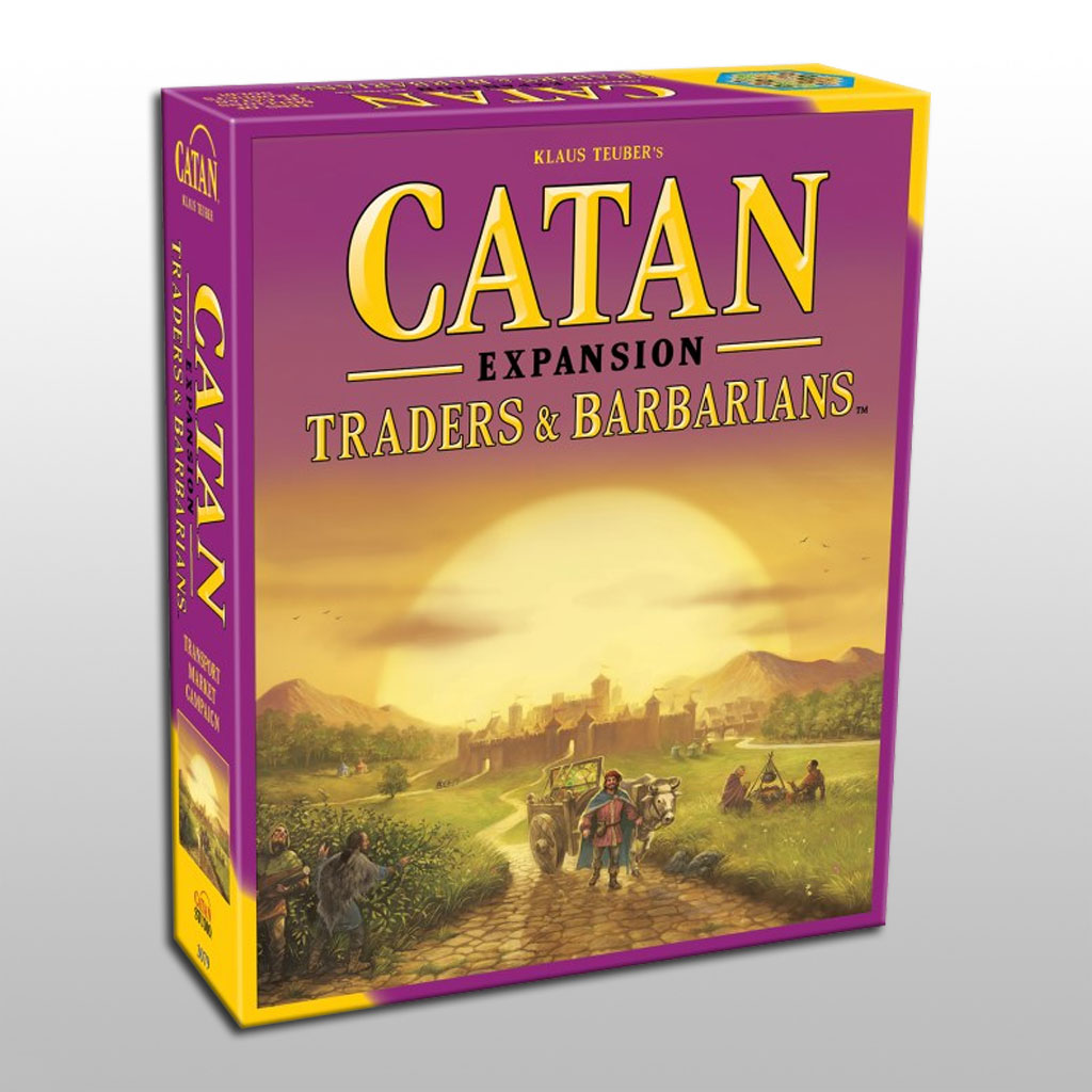 Catan Traders and Barbarians Expansieset