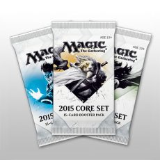 Magic 2015 Core Set booster