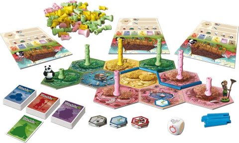 Takenoko board