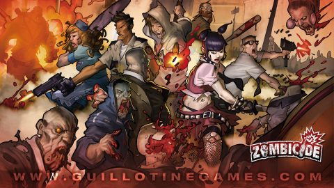 Zombicide banner