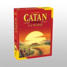catan 5-6 players