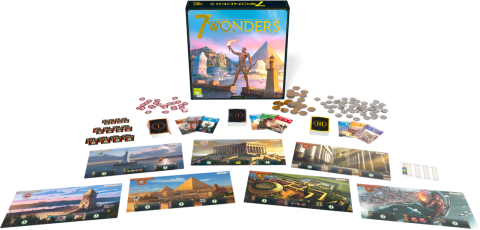 7 Wonders contents