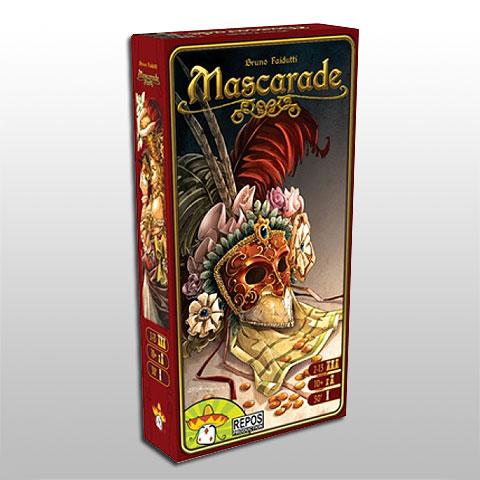Mascarade Kaartspel