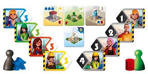 quadropolis elements