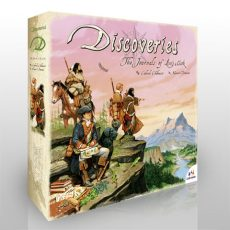 Discoveries Bordspel