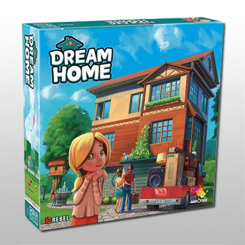 Dream Home Bordspel