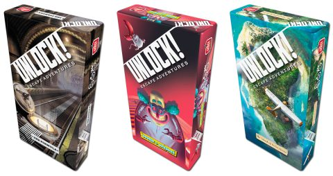 Unlock! boxes