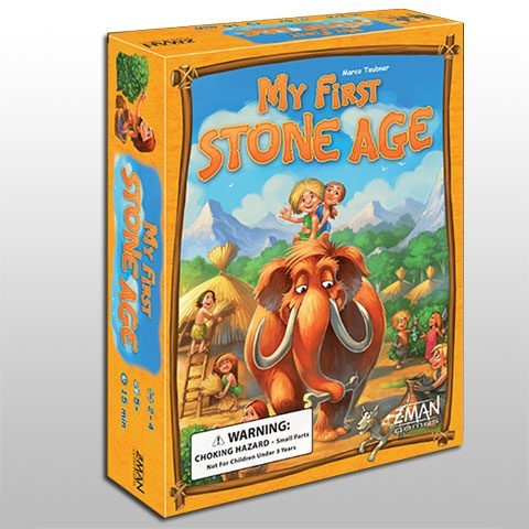 my first stone age