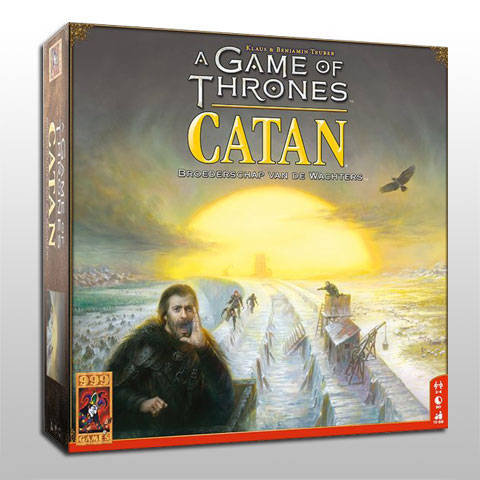 A Game of Thrones Catan - Brotherhood of the Wall