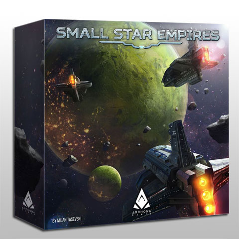 Small Star Empires 2nd Edition
