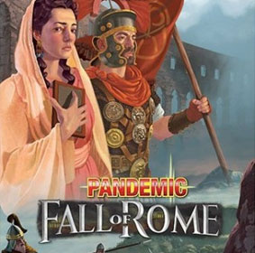 pandemic fall of rome banner