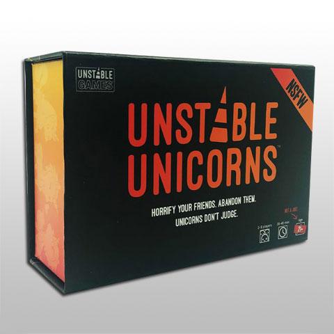 Unstable Unicorns: NSFW Base Game