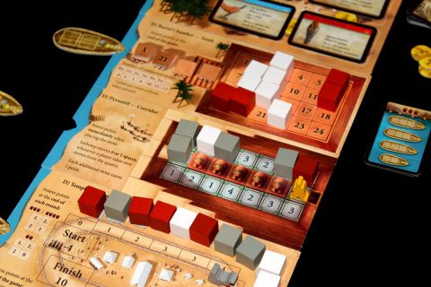Imhotep: A New Dynasty components 3