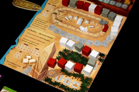 Imhotep: A New Dynasty components 2