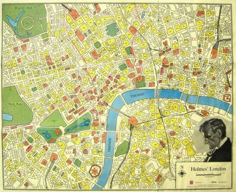 Sherlock Holmes Consulting Detective The Thames Murders London