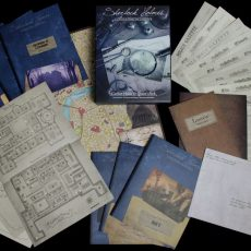 Sherlock Holmes Consulting Detective: Carlton House & Queen's Park: Contents