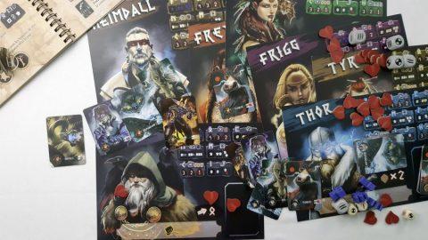 Yggdrasil-Chronicles Gods