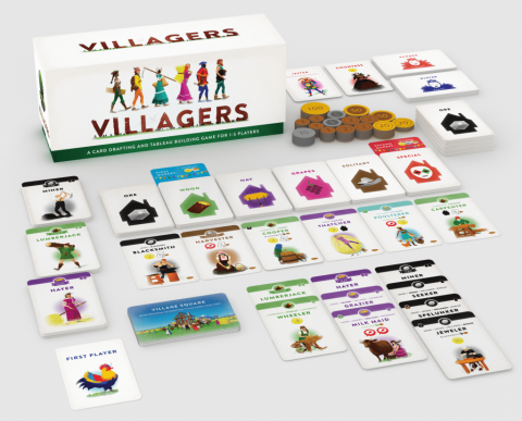 Villagers components
