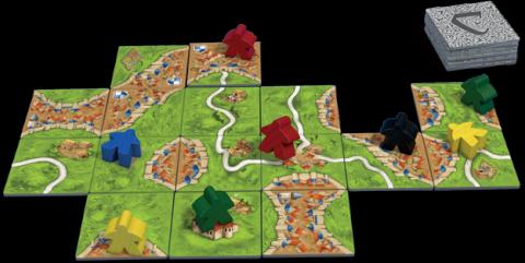 Carcassonne Components 4