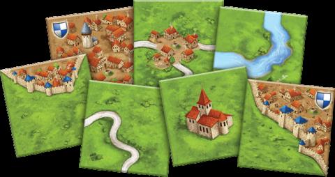 Carcassonne Components 3