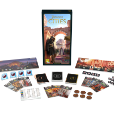 7 Wonders Cities contents