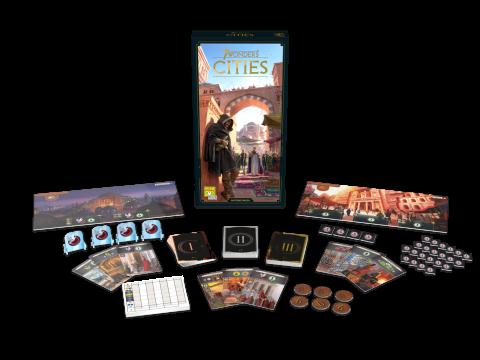 7 Wonders Cities contents