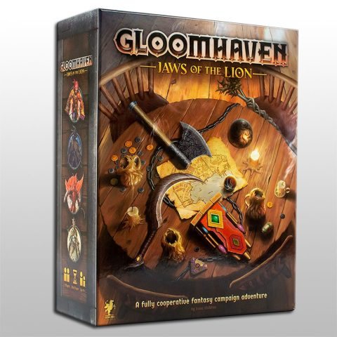 Gloomhaven-Jaws-of-the-Lion