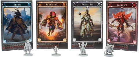 Gloomhaven-Jaws-of-the-Lion Components 4