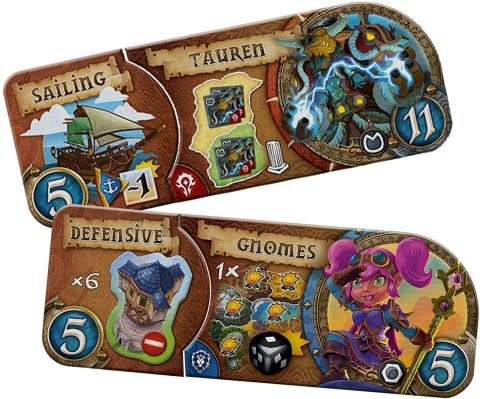 Small World of Warcraft Components 2