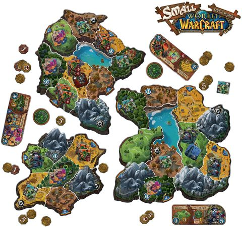 Small World of Warcraft Components 3