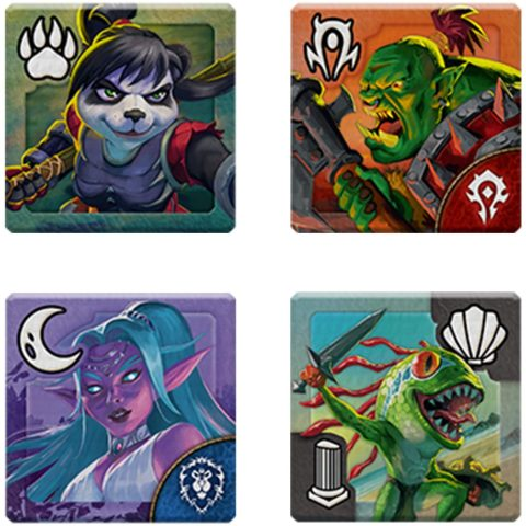 Small World of Warcraft Components 4