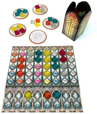 Azul: Stained Glass of Sintra contents